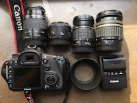 Canon 7D with lenses Stockholm, 111 60