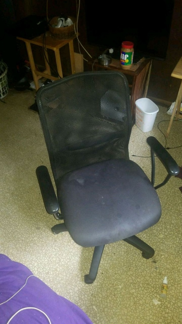 Used Nice Computer Office Chair Office Depot Armchair For Sale In