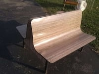 Double sided bench  Columbus