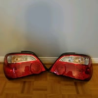 Subaru Impreza tail lights Mississauga, L5A 4E1