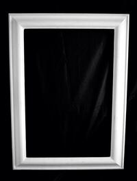 white wooden framed glass door London, W9 3AL