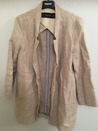 brun button-up cardigan Oslo, 0986