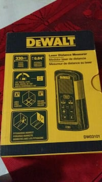DeWalt power tool battery charger box Calgary, T2A 7J3