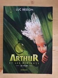 Lot de 2 Arthur et les minimoys par Luc Besson  Paris-19E-Arrondissement, 75019