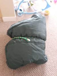 Brand new without packing - single sleeping bag