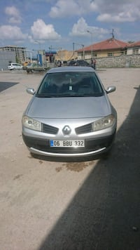 2007 Renault Megane II 1.4 16V AUTHENTIQUE Ankara
