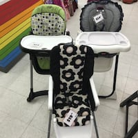 High chairs from $49 Etobicoke