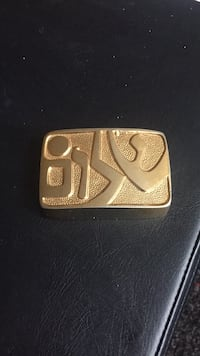 Solid brass hand made in Israel Toronto, M4S 2J9