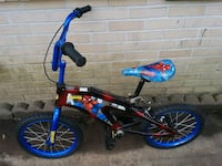Spiderman Bike for Toddler. Taylors