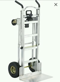Aluminum 3in1 Dolly. *(Price Is Negotiable) Surrey, V3T 4E9