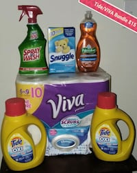 Tide and VIVA Household 7 Bundle ONLY  $15. Newport News, 23606