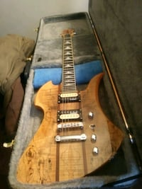 BC Rich electric guitar or trade for gold chain