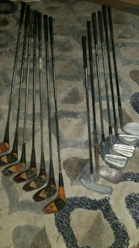 golf clubs/irons with bag Bakersfield, 93308
