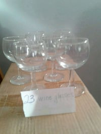 Wine glasses Toronto, M1K 3B8