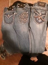miss me jeans my girl grew out of them sz 26 great condition  Jackson