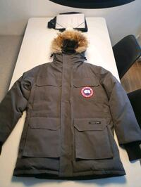 Canada Goose Expedition Graphit Frogner, 0268