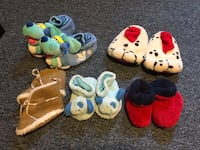 Baby Slippers Erie, 16504
