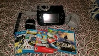 Wii U all accessories and 5 games including Breath of the Wild! Las Vegas, 89108