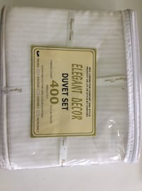 High quality Duvet cover Twin  Milton, L9T 8G1