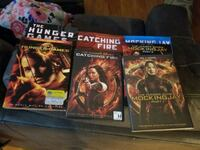 The Hunger Games collection  Oak Brook, 60523