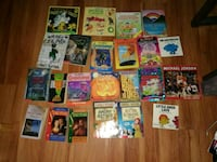 23 various kids books Chestermere, T1X