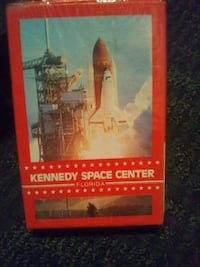 Kennedy space center playing cards Beloit, 53511