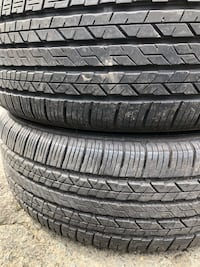 Two used tire 185/55R16 DUNLOP SPORT 7000 two used tire $45 2 llantas usadas 185/55R16 DUNLOP SPORT 7000 por las 2 llantas $45 Alexandria, 22310