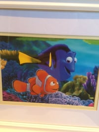 Finding Nemo wall picture Arlington Heights