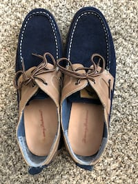 Boat shoes 17 mi