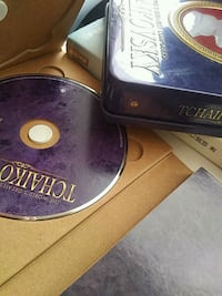 Tchaikovsky 4CD collections Mississauga, L5G 3A3