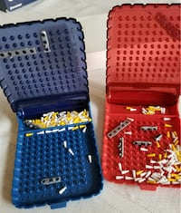 Travel-size Battleship and Connect Four Games Bensalem