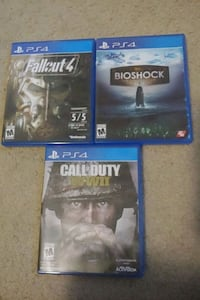 PlayStation 4 Video Games