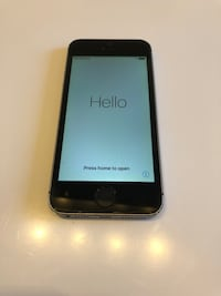 Apple iPhone 5S 16GB Unlocked Toronto, M4J 2Y7