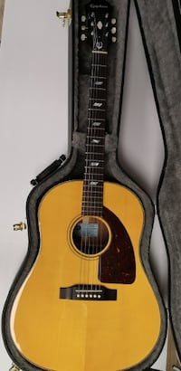 Epiphone FT79 Acoustic Electric Guitar - 05474