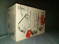 white and red floral print box Wilmington, 19809