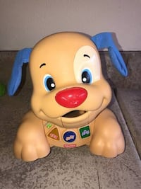 Fisher-Price Laugh & Learn Stride-to-Ride Puppy, Ride-On Toy Beaverton, 97007