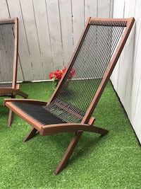 Foldable outdoor chairs New York, 10017