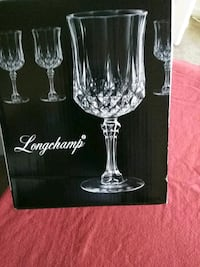 4pc glass set North Lauderdale, 33068
