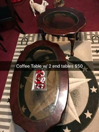 Coffee table and 2 end tables  Newnan, 30263