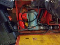 red and black corded power tool Ankeny, 50023