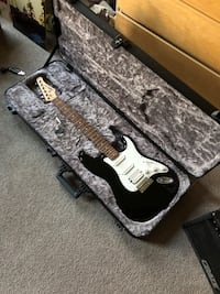 Crate Electra Stratocaster Guitar