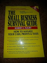 The Small Business Survival Guide by Robert E. Fleury book