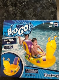 H2O go. New, never open!  Palatine, 60074