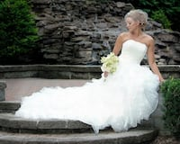 Vera Wang Wedding Dress - Size 2 Falls Church, 22043
