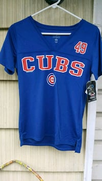 Women's Cubs jersey  Highland