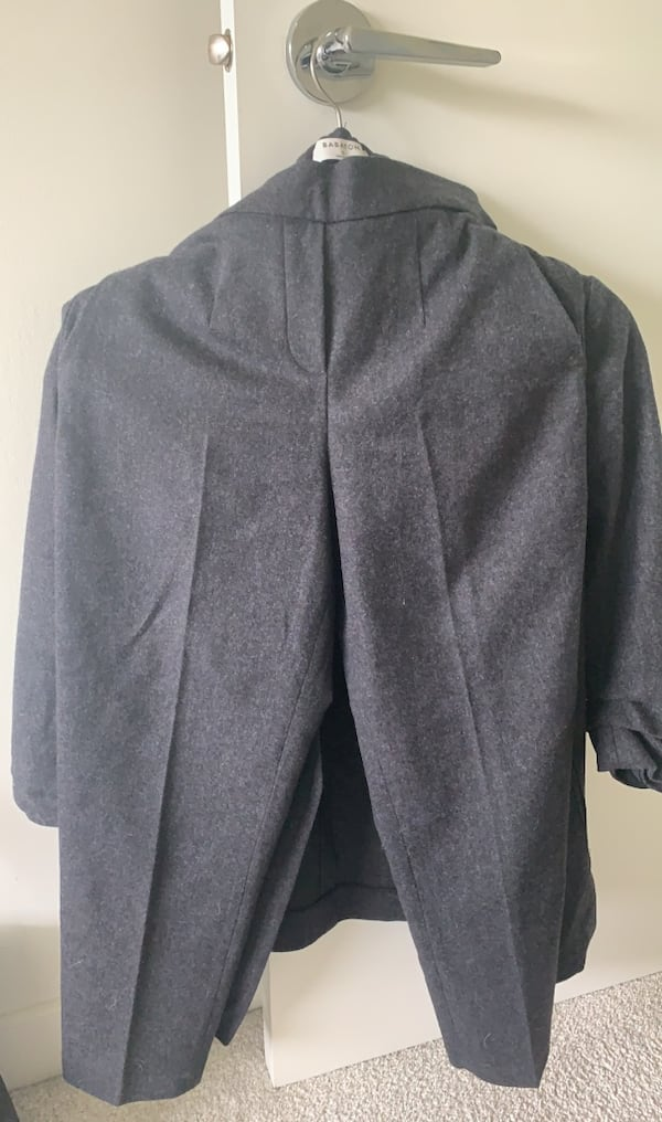 Aritzia BABATON stretch Wool Cashmere Suit 15b4eb36-86f3-48bb-a1d9-bb1e7293d2ee