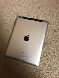 iPad 3 64GB Cellular &  Wifi  Model  A1403 Lorton, 22079