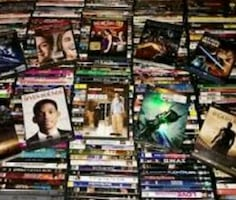 Dvd's over 700