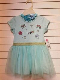 12 to 18 months baby dress and hair band 556 km