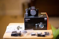 Sony A7Rii Like New Shutter Count 1137 Vienna, 22182